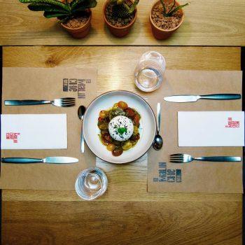 Cena para dos en La Malinche Santander